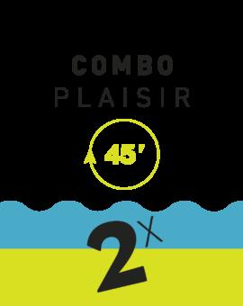 Combo 2 Plaisir