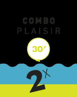 Combo 1 Plaisir